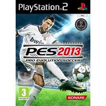 Patch Pes 2013 Pro Evolution Soccer 2013 Ps2 Frete Gratis