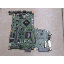 Placa Mae Notebook Cce U25 - Defeito