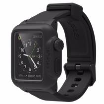 Capa Pulseira Apple Watch 42mm Aprova Dagua Catalyst Black