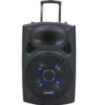 Caixa De Som 350w Rms Falante 12 Bluetooth Mic Ep1904 Oferta