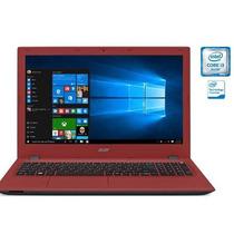 Notebook Intel Com Teclado Numerico Acer Nxgaral002 E5-574-3