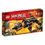 Novo Brinquedo Lego Ninjago Disparador De Pedras 70747