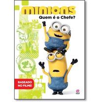 Minions: Quem É O Chefe?