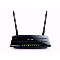 Roteador Wireles Adsl2 + Modem Router 300mbps Td-w8970