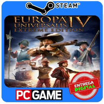 Europa Universalis Iv: Digital Extreme Edition Steam Cd-key
