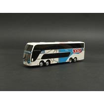 Miniatura Dd Panorâmico 8 X 2 Busscar - Versão 1001
