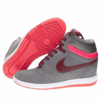 Tênis Sneaker Feminino Nike Force Sky High - Original