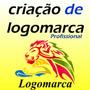 Criação De Logomarca - Logo - Arte Profissional