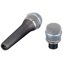 Microfone Vocal Instrumento 2 Capsulas Cs1 Cs2 Samson