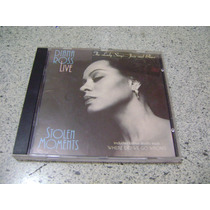 Cd - Diana Ross Live The Lady Sings Jazz And Blues