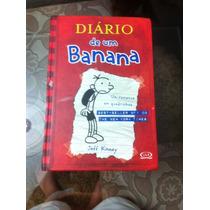 Livro Diário De Um Banana Edições 1-3-5-6-7