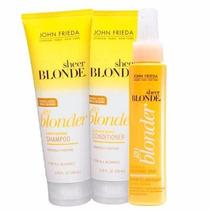 Sheer Blonde Go Blonder Lightening John Frieda Kit
