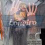 Lona Transparente 8,5x3,5 Pvc Vinil Emborrachada Anti-chamas