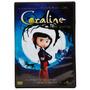 Dvd Coraline E O Mundo Secreto - Original Lacrado