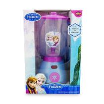 Novo Liquidificador De Brinquedo Frozen Anna E Elsa Toyng