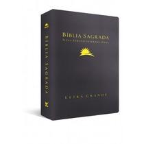Bíblia Sagrada Nova Versão Internacional Média Letra Grande