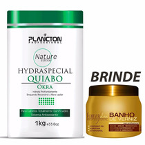 Más Hydraspecial De Quiabo Plancton Professional 1k + Brinde