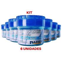 Kit 6 U Perfume Aromatizante Cheirinho Automotivo Carro Novo