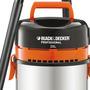 Aspirador De Água E Pó 1400w 220v - Black & Decker