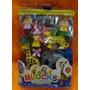 Zoológico Brinquedo Pedagógico Blocos De Montar 69 Peças