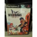 Wild Arms Ps 2 Original  Japonês
