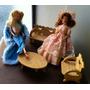 Moveis De Madeira Para Boneca Antigos
