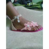 Chinelo Havaianas Customizado Sandalia Luxo Feminina Bordada