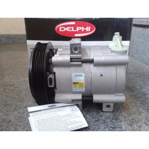 Compressor Ford Fiesta Ka Rocan Eco Sport Original Cs20239