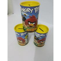 Cofre Infantil Lembracinha De Aniversário Angry Birds Show!!