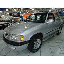 Blazer 2.2 Gasolina E Gnv 2000 Prata