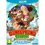 Donkey Kong Coutry Tropical Freeze Wii U Semi Novo