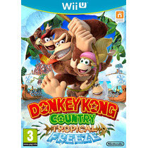 Donkey Kong Coutry Tropical Freeze Wii U