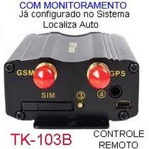 Tk103 Rastreador C/ Monitoramento Grátis Com Login E Senha