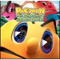 Pac-man E As Aventuras Fantasmagoricas Jogos Ps3 Digital Psn