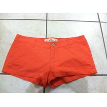 Shorts Mini Hollister Tamanho Medio 5 Eua