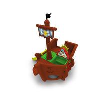 Playground Barco Jake Os Piratas Terra Do Nunca Frete Gratis