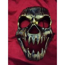 Máscara Esqueleto Mostro Halloween