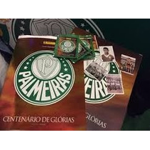Album Capa Dura Palmeiras Com 200 Figurinhas Soltas