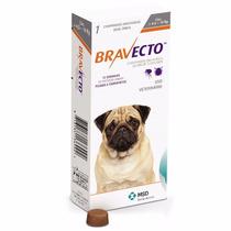 Bravecto Antipulgas E Carrapatos Para Caes De 4,5 A 10kg