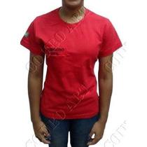 Camiseta Bombeiro Civil Baby Look Modelo Novo