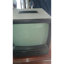 Tv Philco Antiga 14 Polegadas Preto Branco