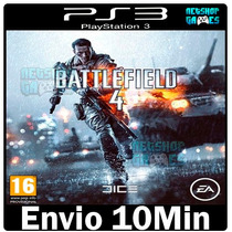 Battlefield 4 Bf 4 Ps3 Português Pt-br Dublado Playstation 3