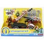 Imaginext Veículo Serpente Bfr69 C/ 2 Pers. - Fisher-price !