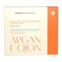 Argan E Ojon Alinhamento Capilar 3x50ml Richée Professional
