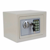 Cofre De 2 Chaves Tesouro Com Senha Eletrônica Segurança