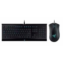 Combo Razer Teclado E Mouse Cynosa Pro