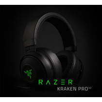 Headset Razer Kraken Pro V2, Xbox One, Ps4,p2 Com Fone Oval