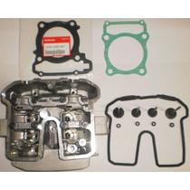 Cabeçote Honda Xre Cb-300 13/14+valvulas/ret Serve Na 2012