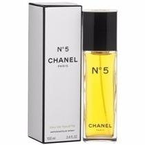 Perfume Chanel N 5 Feminino Edt 100 Ml