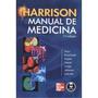 Livro Manual De Medicina De Harrison- 17 Ed